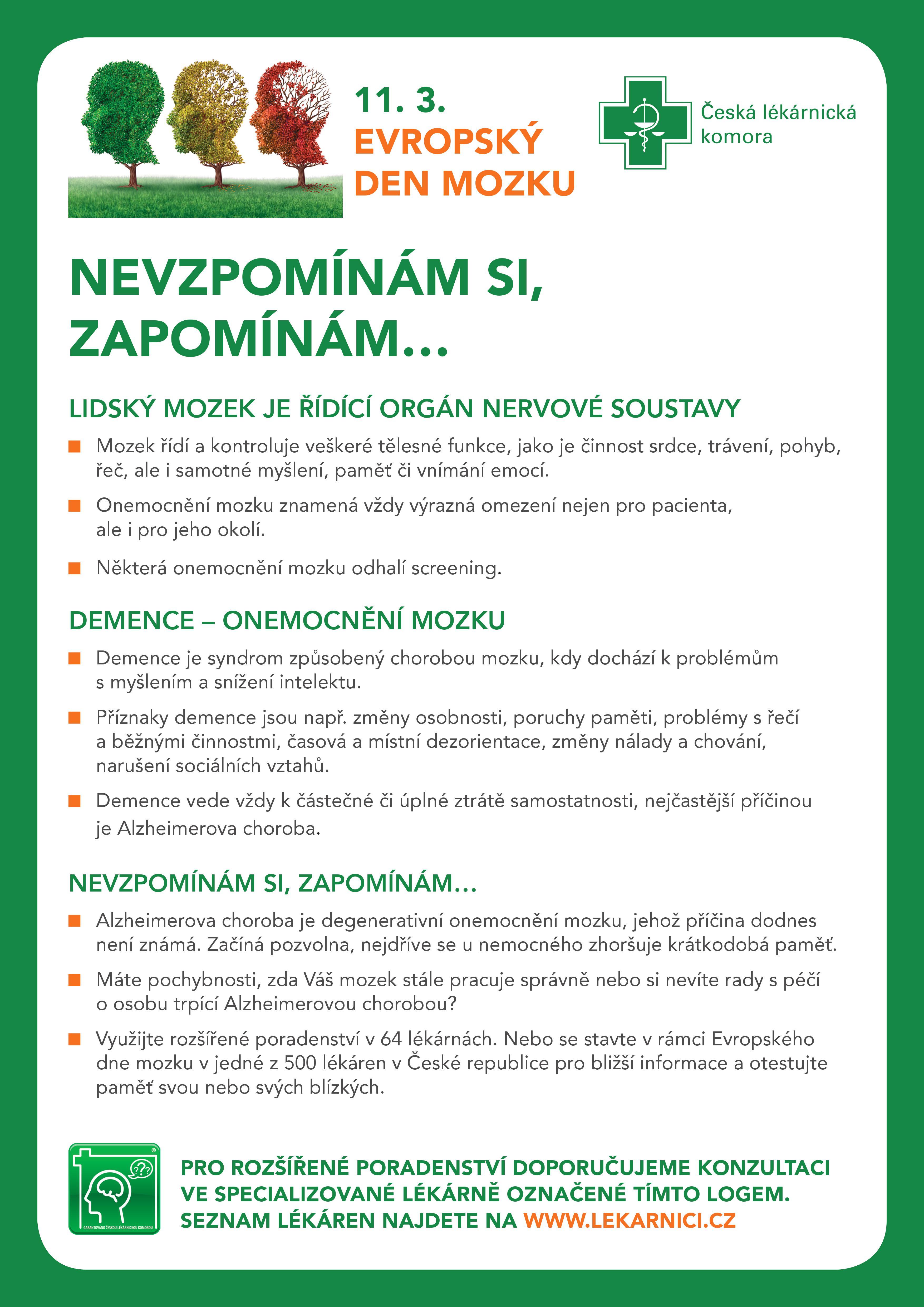 alzheimer plakát