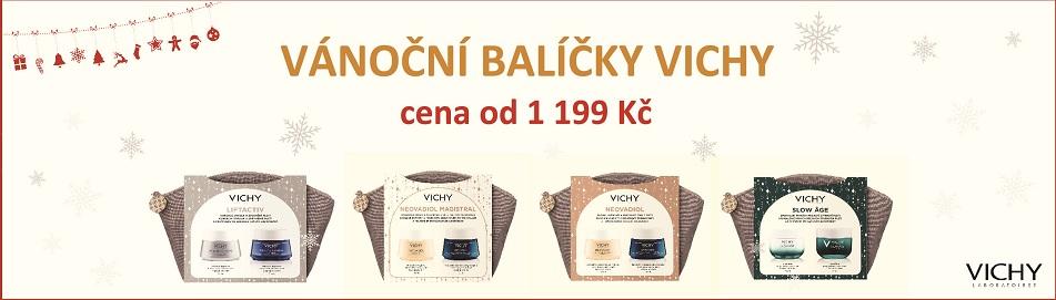 Vichy vánoční balíčky