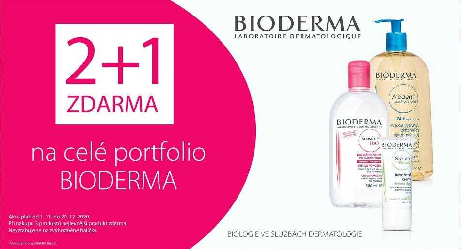 bioderma 2+1