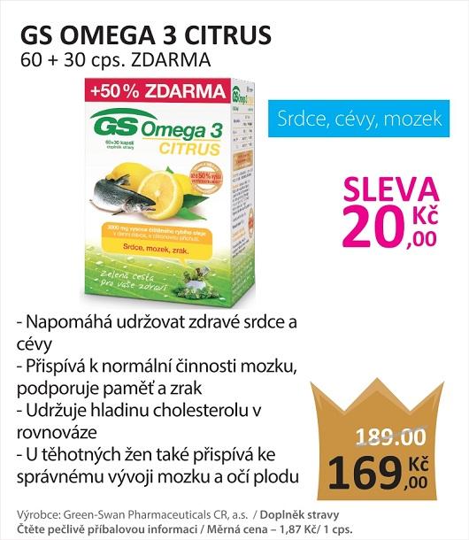 gs omega 3