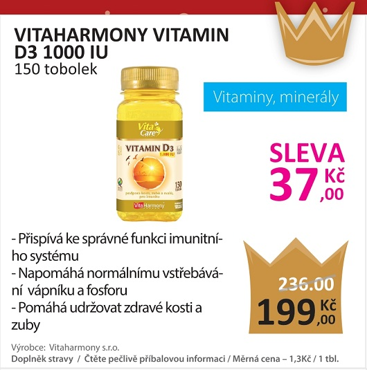 vitaharmony d3